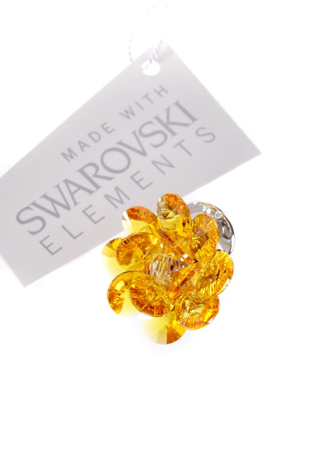 Brož Swarovski Elements SWB2-109