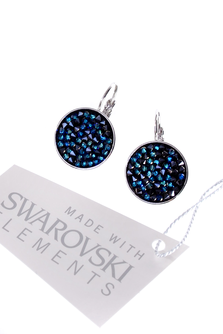 Swarovski Elements náušnice Rock SWU3-108
